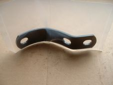 70-4951, Silencer bracket, 1963/70 Triumph 650cc machines